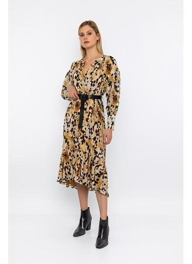 Berr-in  Haven Elbise Sarı